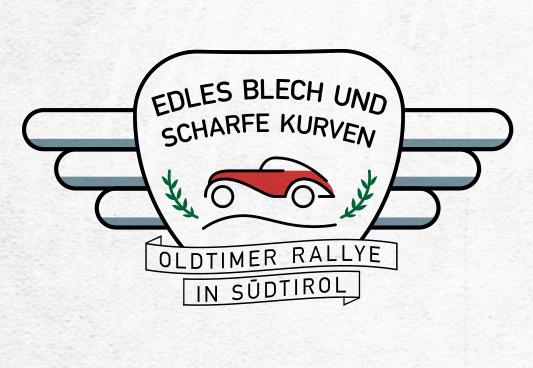 Oldtimer Rallye Logo, Branding 3