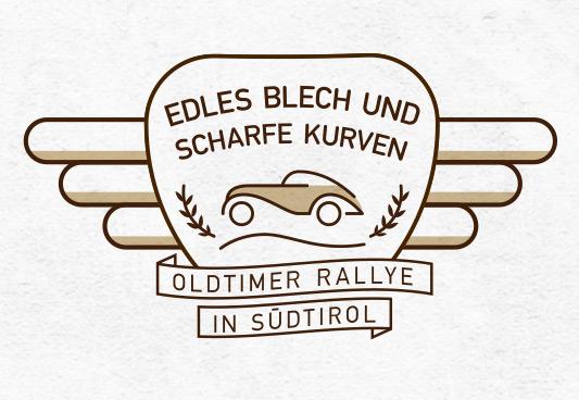 Oldtimer Rallye Logo, Branding 2