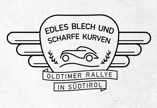 Oldtimer Rallye Logo, Branding 1