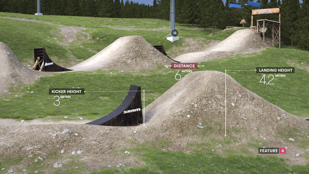 Crankworx 17 Screenshot - Motion & Design