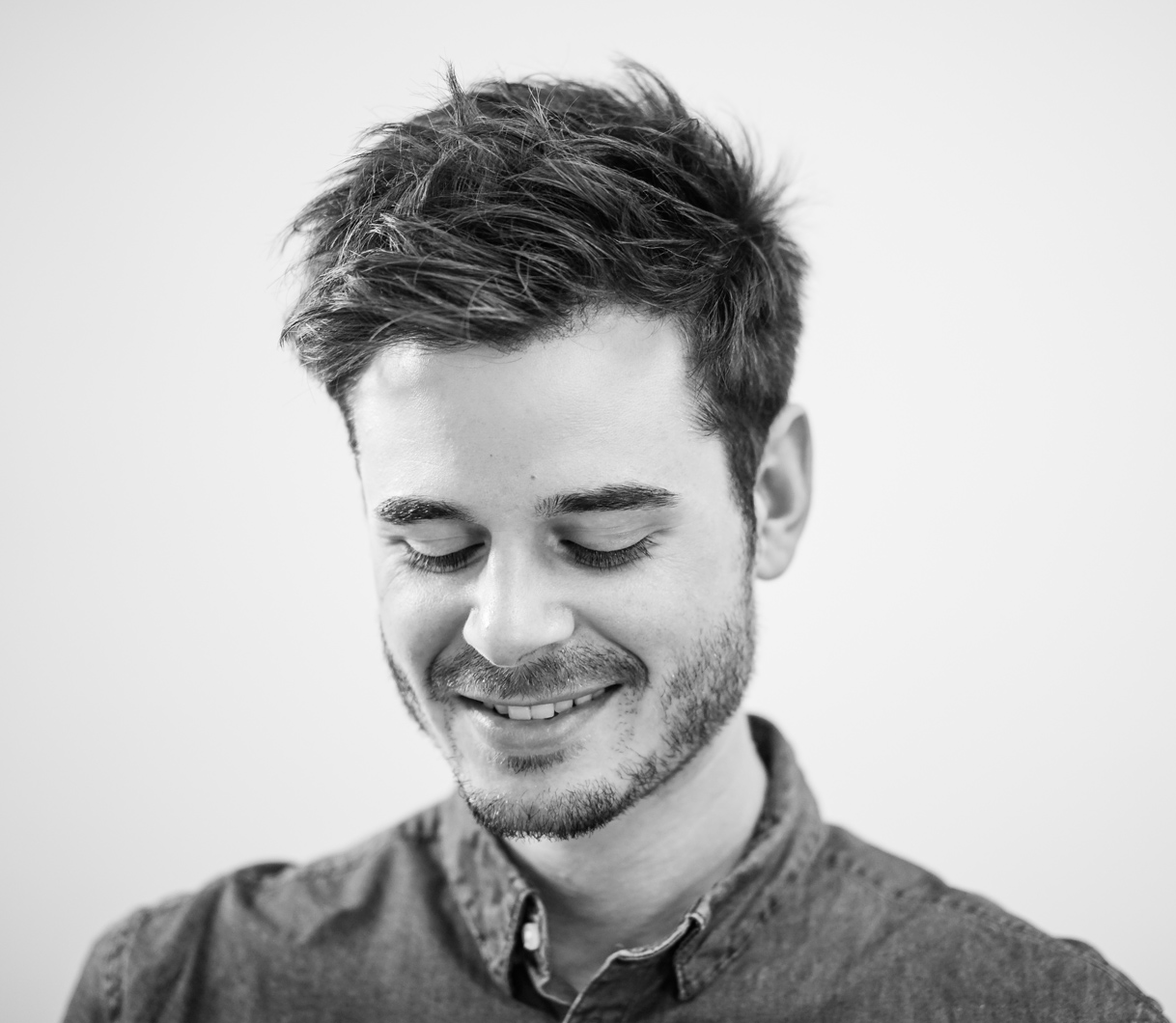 Portrait Ben Hinteregger Portfolio